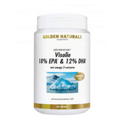 Golden Naturals Visolie 18%...