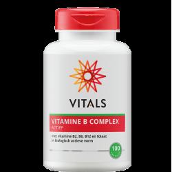Vitals vitamine B Complex...