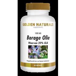 Golden Naturals Borage Olie...