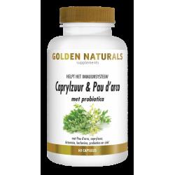 Golden Naturals Caprylzuur...
