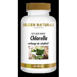 Golden Naturals Chlorella -...