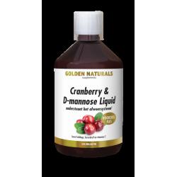 Cranberry & D-mannose...