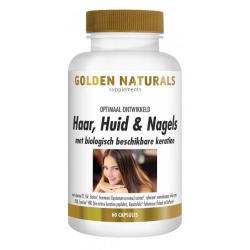 Golden Naturals Haar, huid...