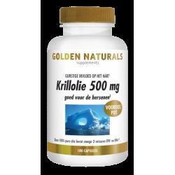 Golden Naturals Krillolie...