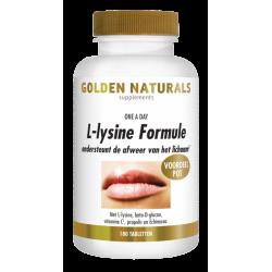 Golden Naturals L-lysine...