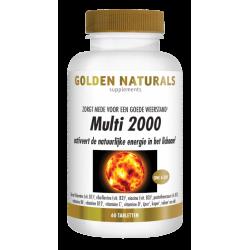 Golden Naturals Multi 2000...