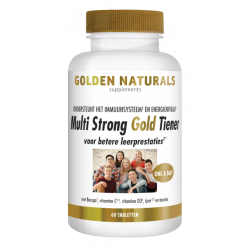 Multi Strong Gold Tiener –...