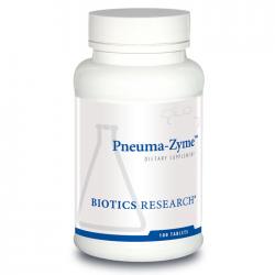 Biotics Pneuma-Zyme - 100...