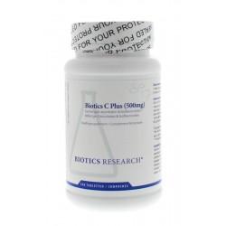 Biotics C Plus 500mg - 100...
