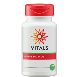 Vitals Biotine 500 MCG -...
