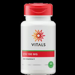Vitals Q10 100 Mg - 60...