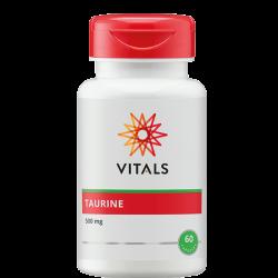 Vitals Taurine - 60 Capsules