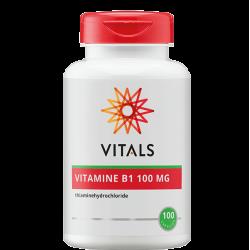 Vitals Vitamine B1 100 MG -...
