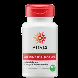 Vitals Vitamine B12 1000...