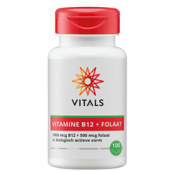 Vitals Vitamine B12 +...