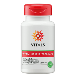 Vitals Vitamine B12 2000...