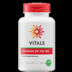 Vitals Vitamine B5 250 MG -...