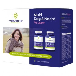 Multi Dag & Nacht Vrouw - 2...