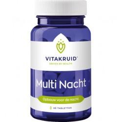 Vitakruid Multi Nacht - 30...