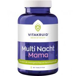 Vitakruid Multi Nacht Mama...