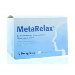 Metagenics Metarelax - 40...