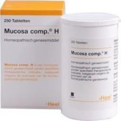 Heel Mucosa compositum H -...