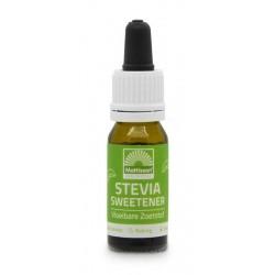 Mattisson Stevia sweetener...