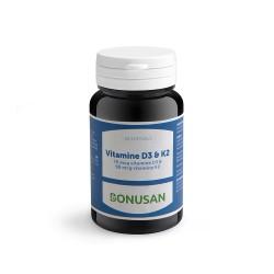 Bonusan Vitamine D3 & K2 -...