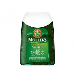 Möller's Omega-3 Capsules -...