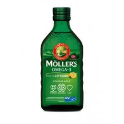 Möller's Omega-3 levertraan...