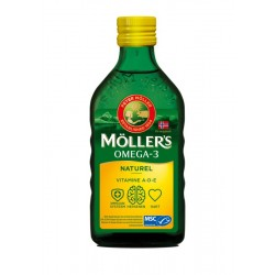 Möllers Omega-3 levertraan...