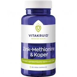Vitakruid Zink-Methionine &...